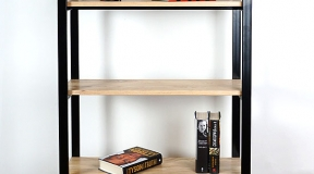Steel--Wood-Bookcase-(1)