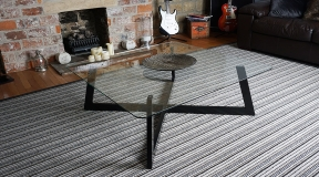 Sqaure-Glass--Steel-Coffee-Table-(1)